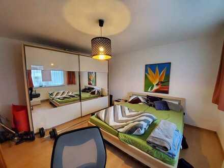Ansprechende 2-Zi-EG-Wohnung mit Süd-Balkon in Rain
