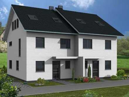 Wunderschöne Doppelhaushälfte inkl. Baunebenkosten (links)