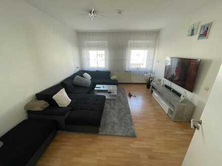Schöne Wohnung mit vier Zimmern + Balkon in Augsburg-Kriegshaber