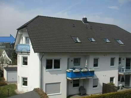 ruhige 2 Zimmer DG Wohnung in Simmern
