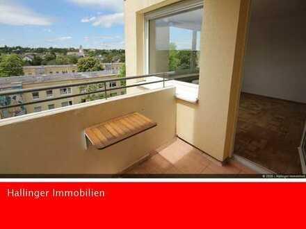 Wunderschöne 2-Zi.-Wohnung * Westbalkon * Parkett * moderne EBK * Lift!