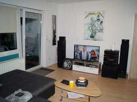 Großzügige u. geräumige 51 m² - 1-Zimmerwohnung im offenen Stil mit Terrasse und Tiefgarage!