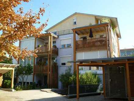 """Penthouse!!! 4- Zimmer- Wohnung in der preisgekrönten Gartenstadt """"Arkadien"""""""