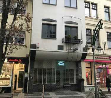 Geschäftshaus in der Brühler Fußgängerzone! (1-A Lage)