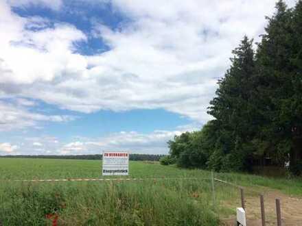 Baugrundstück in Ortsrandlage/Triepkendorf/Feldberger Seenlandschaft