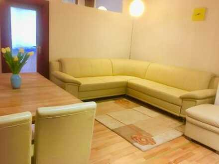 Newly furnished comfortable private room for female in 2 bedroom apartment + carpark