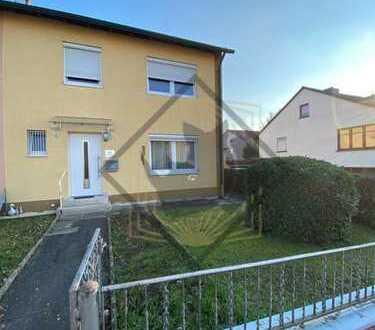*Schöne Doppelhaushälfte mit großem Garten!*