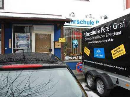 Laden in Garmisch-Partenkirchen