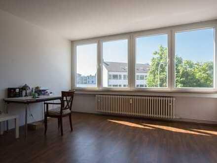 39 m² Singlewohnung im Westviertel