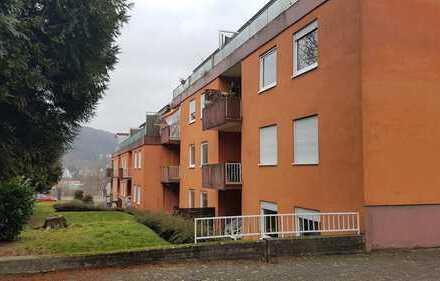 Freundliche Wohnung im Kurort Bad Bergzabern