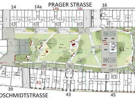 Ab September: Hoflage | Abstellraum | Duschbad | Loggia | Einbauküche