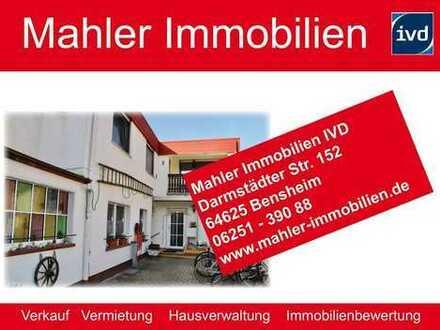 Gemütliches Einfamilienhaus mit Einliegerwohnung und Garten in Bensheim-Fehlheim