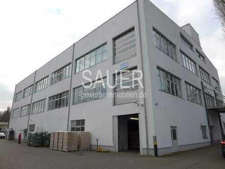 2.900 m² drei-geschossiges Produktionsgebäude