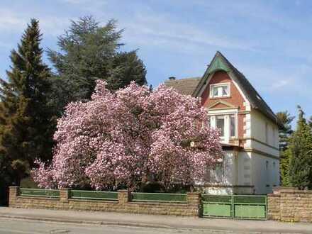 Jugendstil-Villa mit großem Garten in Dortmund, Asseln