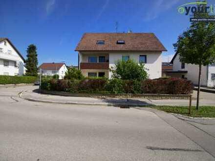 3-Familien-Haus in ruhiger Lage von Bad Wörishofen/Gartenstadt