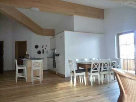 Traumhafte Neubau-Dachgeschoss-Wohnung in Aschau/Kirchberg in Tirol - für 3 Jahre gut vermietet !!!