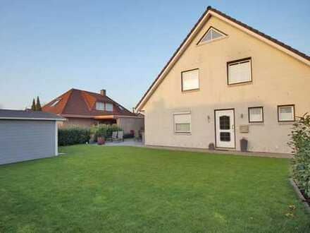 Zentral in Langen: Moderne Doppelhaushälfte auf Süd-West Grundstück