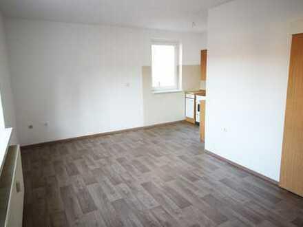 Ruhig gelegene 1-Zimmer-Wohnung mit Einbauküche in Toplage von Rheinsberg
