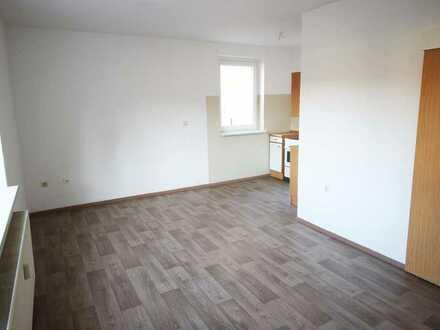 RESERVIERT! Ruhig gelegene 1-Zimmer-Wohnung mit Einbauküche in Toplage von Rheinsberg