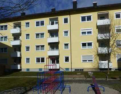 Ruhige und helle 3-Zimmer-Wohnung in Landsberg am Lech