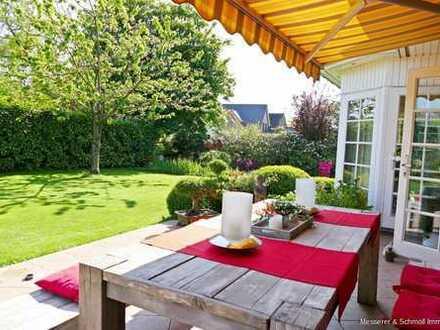"""Über 300 m² Wfl. """"Schöner Wohnen"""" nahe Husum! Mit Einliegerwohnung und einem wunderschönen Garten"""