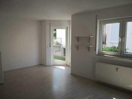Helle, freundliche 1-Zimmer-EG Whg. mit Terrasse - vollausgestattet in Rottenburg