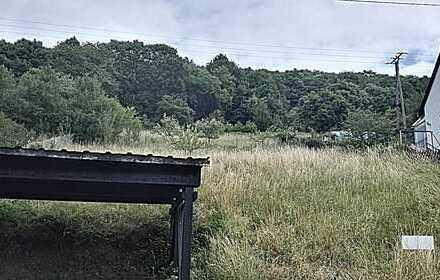 Herrliches Hanggrundstück und zusätzliche Acker/ Waldgrundstücke