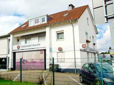 3 Etagen Wohn- und Geschäftshaus in TOP-Lage an Landesstraße (L551) und A43 in Bochum zu verkaufen!