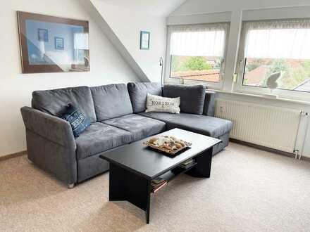 Horumersiel - Top-gepflegte Wohnung, komplett ausgestattet, in ruhiger und zentraler Lage!