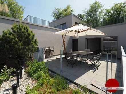 Cést magnifique! Auf dieser Terrasse wird der Sommer zum Highlight!
