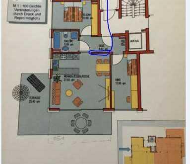 Exklusive Erdgeschoß-Wohnen in Bestlage von Stuttgart-Sillenbuch - barrierefrei