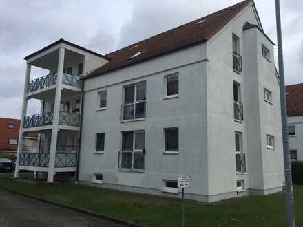 2 Zimmer Dachgeschoss Wohnung mit Ostseeblick