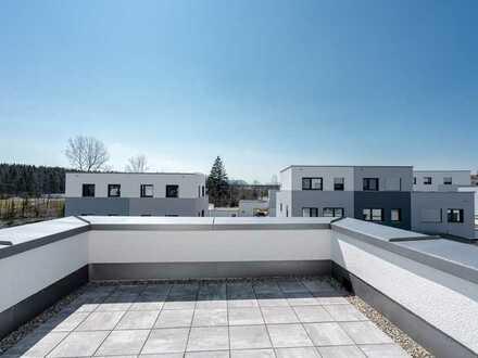 Schön ausgestattetes Doppelhaus auf zwei Etagen
