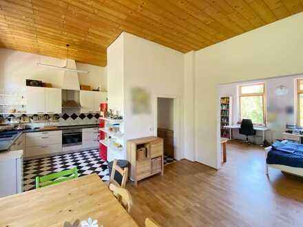 Wohnung in besonderer Immobilie am Tiefen See