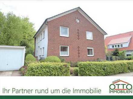 Attraktive Erdgeschosswohnung in Steinfurt-Burgsteinfurt zu vermieten!