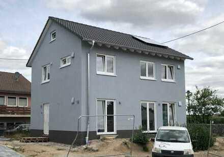 DÜW-Neubau Einfamilienhaus mit Top Ausstattung