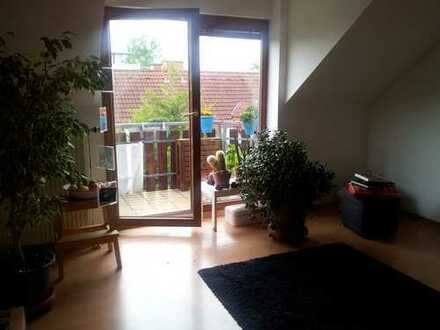 Dachgeschoss-Wohnung in HD-Rohrbach