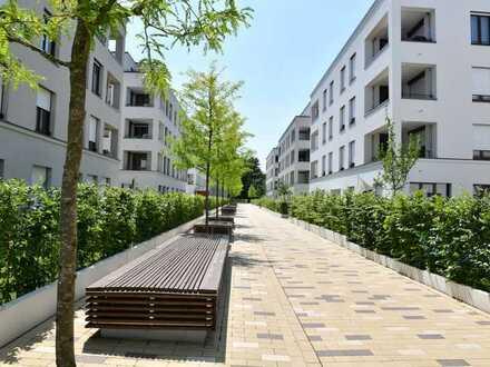 Moderne 4-Zimmer-Penthouse mit toller Sonnenterasse im schönen Mainz