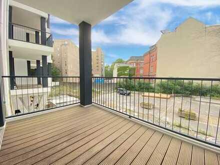 ERSTBEZUG! Moderne Neubauwohnung mit grossem Balkon und Einbauküche!