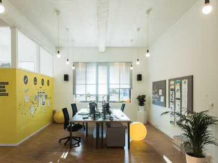Provisionsfrei Loftbüro tolles Ambiente zum arbeiten und repräsentieren!