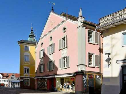 Eine gute Chance für Investoren in Bad Waldsee Wohn- und Geschäftshaus im Stadtzentrum