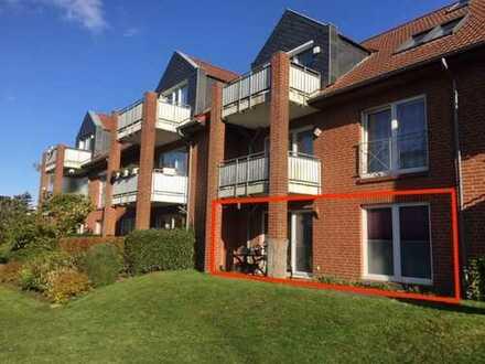 Gettorf Sonnige 3,5-Zimmer-Eigentumswohnung mit Terrasse in gepflegter Wohnanlage