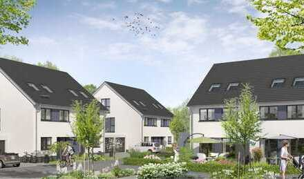 Baubeginn in Leverkusen - Berg. Neukirchen, Platanenweg