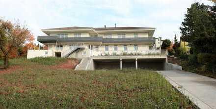 Zu vermieten: Moderne 4- Zi. Wohnung, zwei Tageslichtbäder, Panoramabalkon, Erstbezug