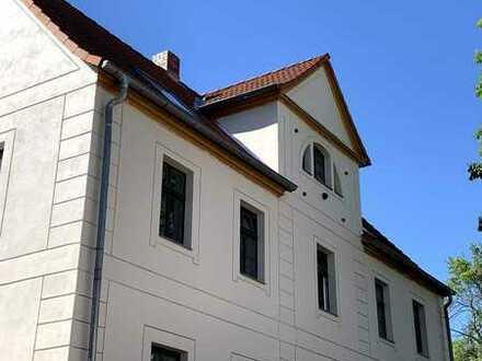 Erstbezug nach denkmalgerechter Sanierung: historisches Bauernhaus mit 9 Zimmern in Möckern, Leipzig