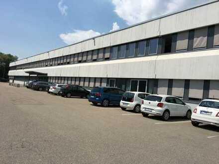 "Bürofläche in Neu-Ulm, ca. 260 m², (teilbar) mit exakt kalkulierbarer ""all inklusive"" Warm-Miete"