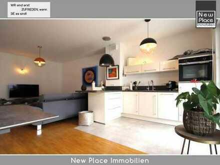 +++ Schicke Zweizimmer Wohnung in der RIVA Stadtvilla am Meerbach +