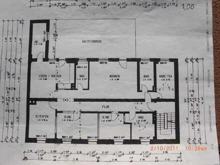 WG-geeignete 5-Zimmer-Wohnung mit Dachterasse in Bochum