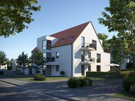 L LIVING - EG Süd-West Wohnung mit Garten