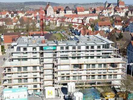 Exklusive Eckpraxis im Neubau Gesundheitszentrum am Bahnhof - bereits im Innenausbau